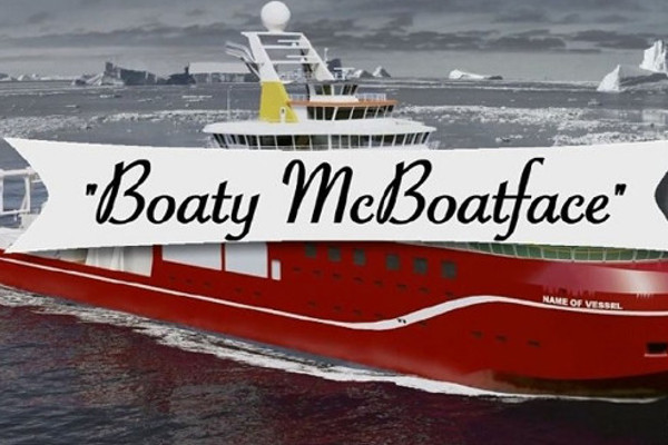 What The Boaty McBoatface Is A Credit Score?