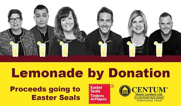 Lemonade By Donation
