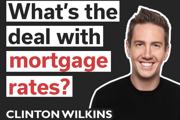 What's The Deal With Mortgage Rates