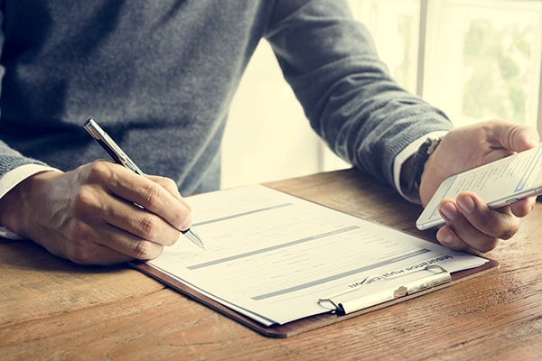 Mortgage Insurance Forms