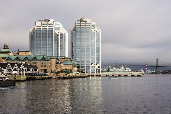 Halifax Spring Market Waterfront