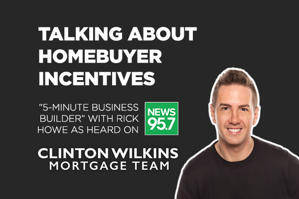 First Time Home Buyer Incentives