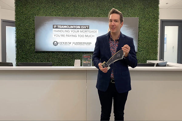 Press Release: Clinton Wilkins Wins Mortgage Broker Of The Year 2020