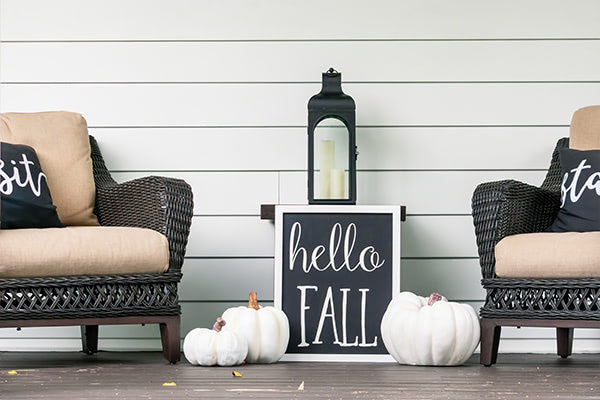 Prepare Your Home For Fall