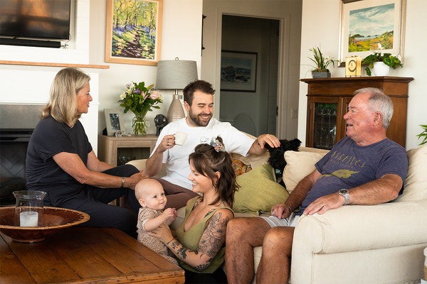 Gifted Down Payments Family