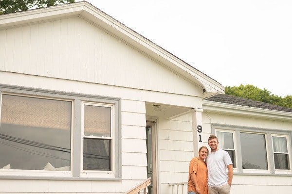 Help First-time Buyers Couple